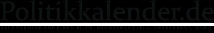 Logo Politikkalender